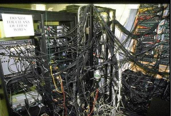 Not our data center!